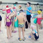 Dar daugiau Lietuvos antrokų mokysis plaukti